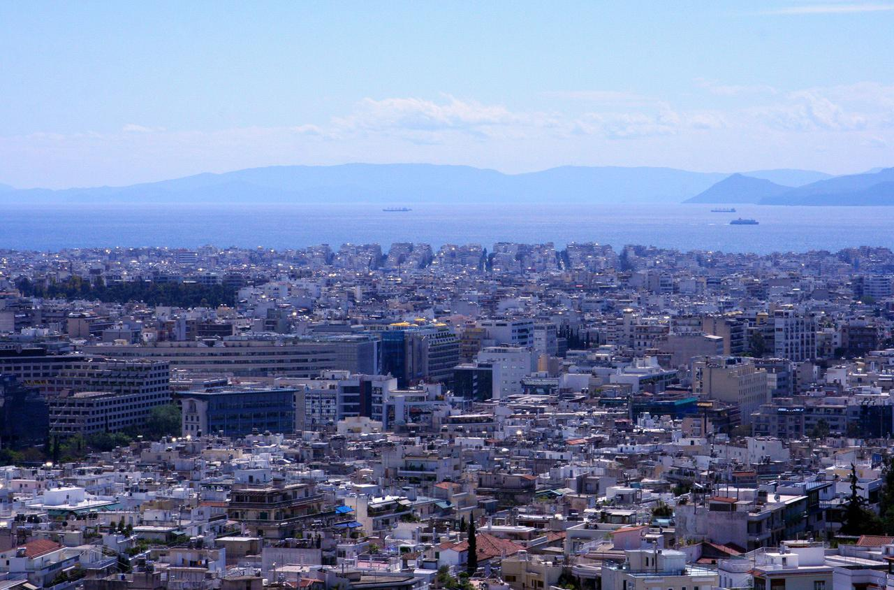 Athens_Seafront