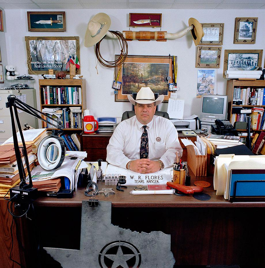 USA, Texas, bureaucracy, (c) Jan Banning, 2007.USA-18/2007 [Pal.